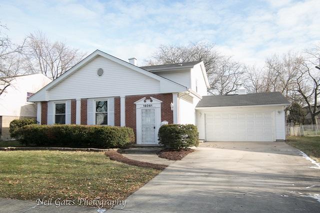 16061 Woodlawn South Holland, IL