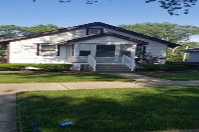 17039 Bulger Hazel Crest, IL