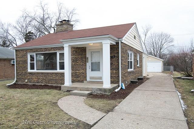 2518 Spruce Homewood, IL