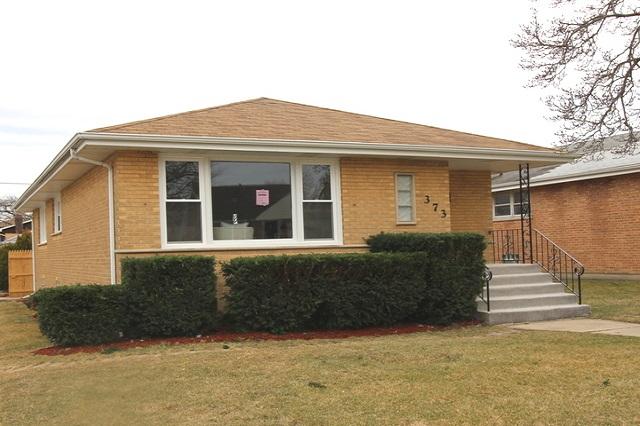 373 Paxton Calumet City, IL