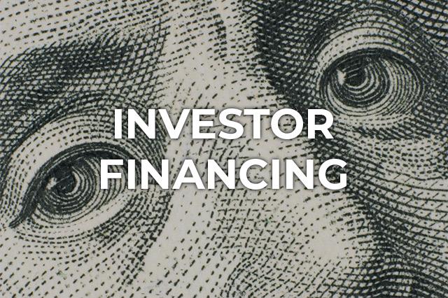 Investor Financing