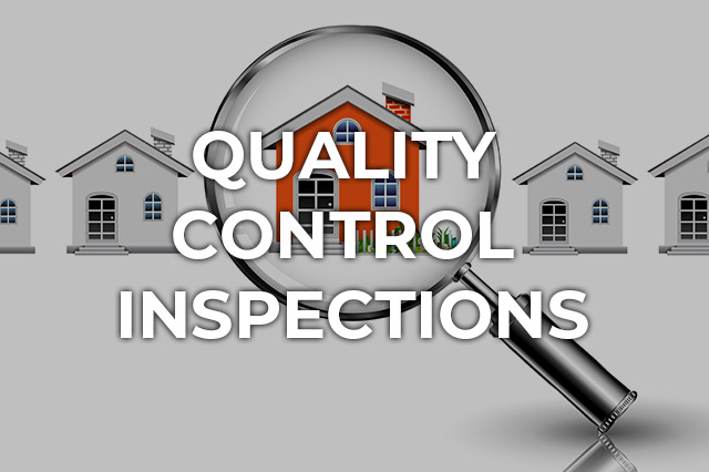 Quality Control Inspections