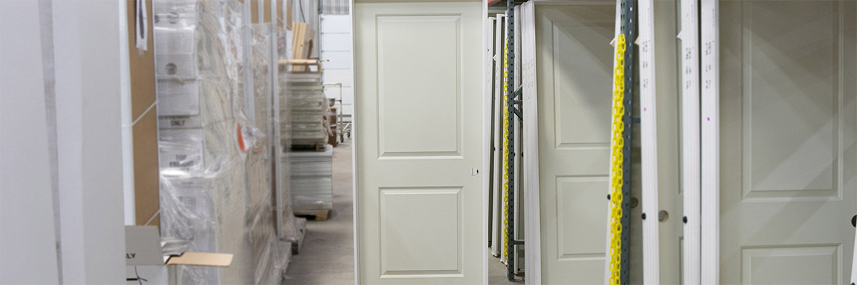 <strong>SKU 5024</strong>: Hollow core two panel squared-off doors. These interior doors are available in all sizes. Doors can be purchased with jam or as a slab depending on application.